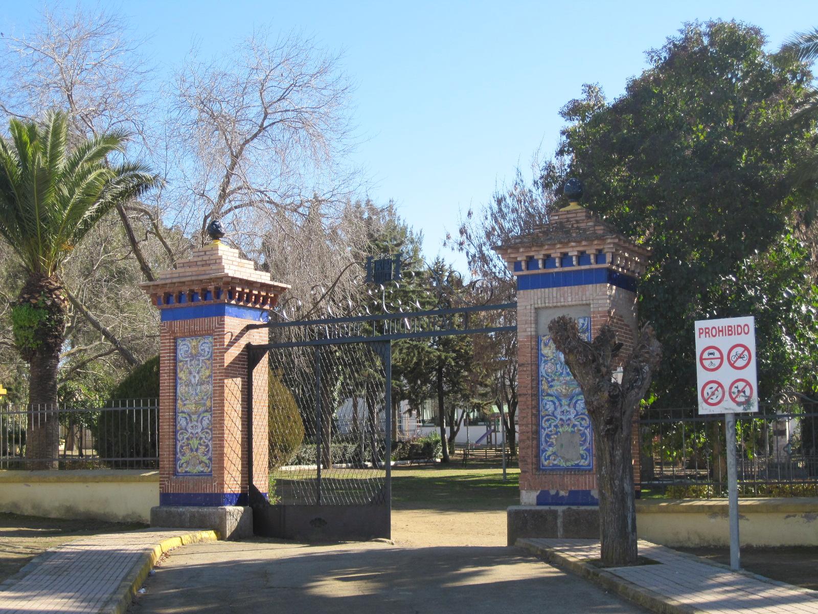 Parque Municipal Granja de Torrehermosa